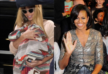 Beyonce Writes Michelle Obama - Kathi Comments