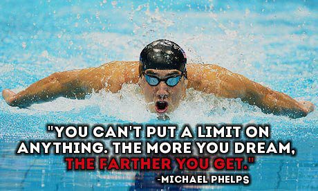 quotes authors michael phelps