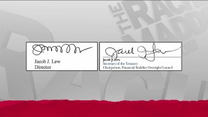 Jack Lew's New and Improved Signature Under Scrutiny