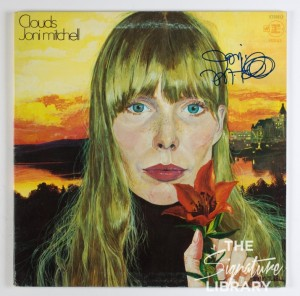 Joni Mitchell -Not just Both Sides but all Sides- A Signature Analysis