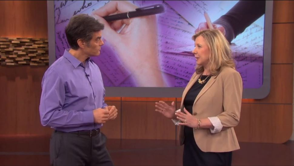 Dr. Oz and Kathi 2014