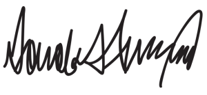 TrumpNewerSignature