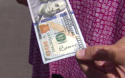Analysis of Benny: Autographed $100 Bills Popping Up All Over Salem Oregon